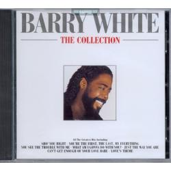 BARRY WHITE The Collection /CD/ od SS