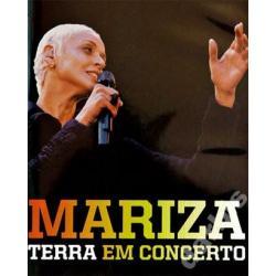 MARIZA Terra Em Concerto /DVD/ ++NOWOŚĆ++