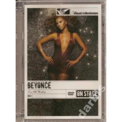 BEYONCE Live At Wembley NAJPEWNIEJ  /DVD/