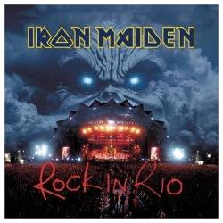 IRON MAIDEN - Rock In Rio /2CD/ od SS