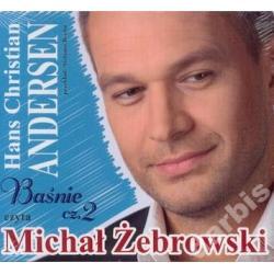 MICHAŁ ŻEBROWSKI Czyta Baśnie Andersena 2 /2CD/