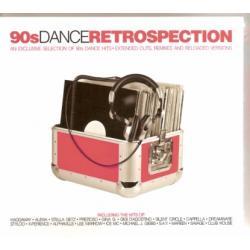 90's DANCE RETROSPECTION /2CD/ NOWOŚĆ od SS