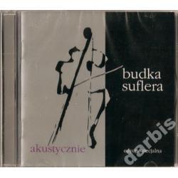 BUDKA SUFLERA  Akustycznie [Unplugged] /CD/