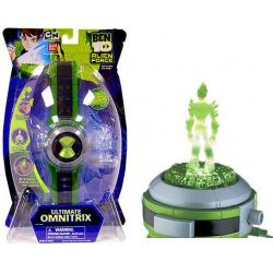 BEN10 zegarek ULTIMATE OMNITRIX ALIEN