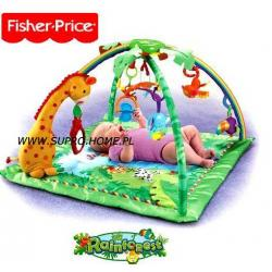 MATA EDUKACYJNA Fisher Price RAINFOREST