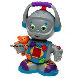 FISCHER-PRICE UCZONY ROBOT TOBI M7498
