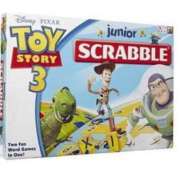 Mattel Scrabble R3085 Toy Story Junior RekTV