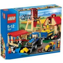 LEGO CITY 7637 DUŻA FARMA