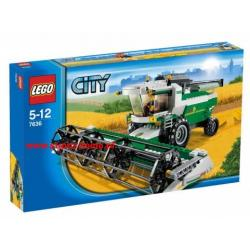 LEGO CITY 7636 KOMBAJN NOWOŚĆ 2009