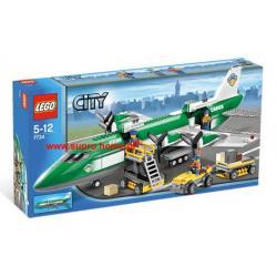 LEGO CITY 7734 SAMOLOT TRANSPORTOWY CARGO