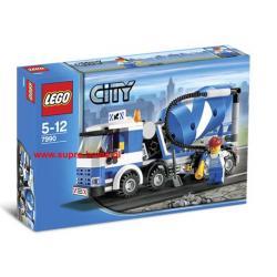LEGO CITY 7990 BETONIARKA