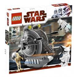 LEGO STAR WARS 7748 - CZOŁG-DROID KORPORACJI