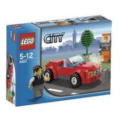 LEGO CITY 8402 SAMOCHOD SPORTOWY NOWOSC