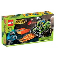 LEGO POWER MINERS KRUSZARKA GRANITU 8958