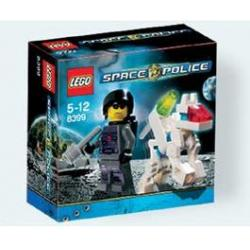 LEGO SPACE POLICE 8399 K-9 BOT