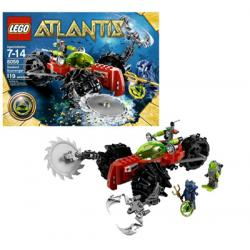LEGO 8059 ATLANTIS ODKRYWCA DNA MORSKIEGO