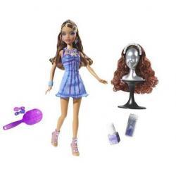 Barbie Szaleństwo fryzur - Westley MY SCENE N5632