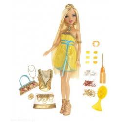 Mattel Barbie My Scene, - Egipskie piękności Kennedy L9351