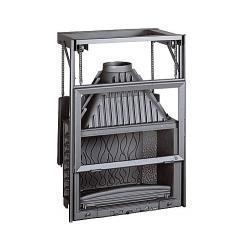Wkład kominkowy GRANDE VISION 900 drzwi podnoszone - przeciwwaga Invicta