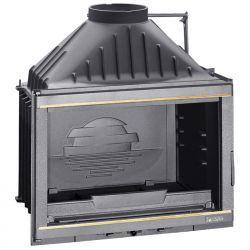 Wkład kominkowy LAUDEL 700 GRANDE VISION z szybrem ref. 6270-51