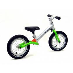 Rower biegowy Jumper zielony Like a Bike KAMIZELKA ODBLASKOWA GRATIS!