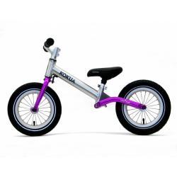 Rower bez pedałów Jumper fioletowy Like a Bike - wysyłka gratis!