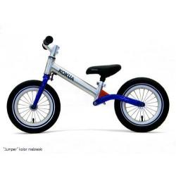 Rower biegowy bez pedałów Jumper niebieski Like a Bike
