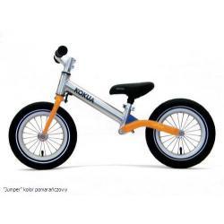 Rower biegowy bez pedałów Jumper pomarańczowy Like a Bike
