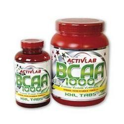 ActivLab BCAA 1000 XXL Tabs - 240 kaps.