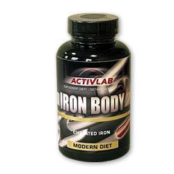 Activlab Iron Body 60 kaps.