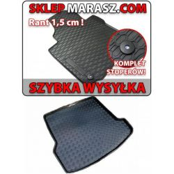 GUMOWE DYWANIKI GEYER Audi A4 B6 B7+Bagażnik !!