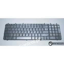Klawiatura HP DV7 srebrna