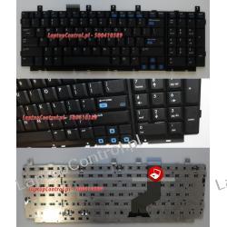 Klawiatura HP DV8000 DV8200 DV8300 DV8400 czarna