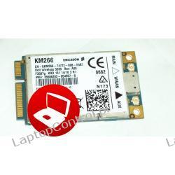 Modem Dell WWAN HSDPA 7,2 + GPS 5530 Sklep od ręki! KM266