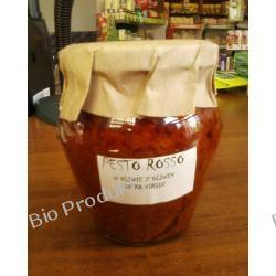 Pesto Rosso w oliwie z oliwek Specialita Toscane 190g