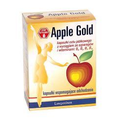 Apple Gold - kapsułki  Ocet jablkowy  Langsteiner  90 kapsułek