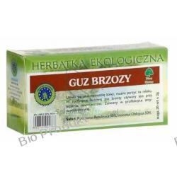 Guz brzozy Bio - Herbatka ekologiczna 20sasz x 2g Dary Natury