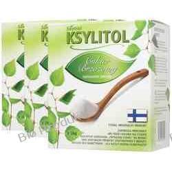 Ksylotol (xylitol) - cukier brzozowy Santini 1kg