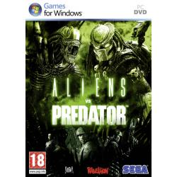 ALIENS VS PREDATOR CD-KEY STEAM