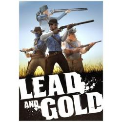 Lead and Gold PL CD-KEY steam