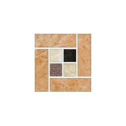 Narożnik gresowy Opoczno Royal krem mosaic 9,6x9,6