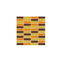 RAKO SFERA MOZAIKA GDMAJ002 (SET) kolorowa 30x30 cm