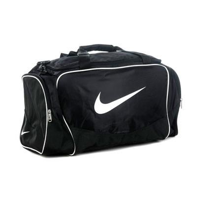 37727f699cfa0 Torba sportowa Firmy Nike - Czarna na Bazarek.pl