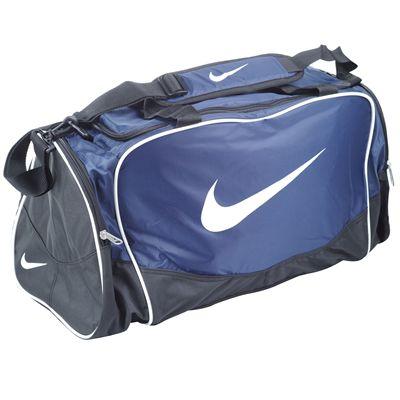 5b9c08e789f21 Torba sportowa Firmy Nike - Granatowa na Bazarek.pl