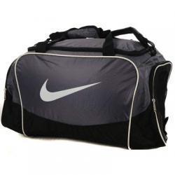 Torba sportowa Firmy Nike - Szara