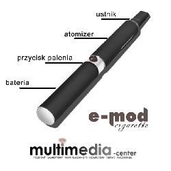 e-mod Hit jedyny taki e-papieros z zabezpieczeniem