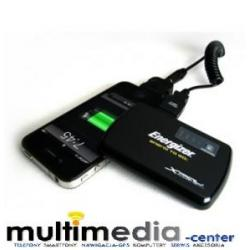 Energizer XP2000 Power Pack do iPhone HTC Samsung