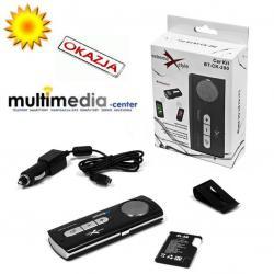 Zestaw głośnomówiący bt-ck-200 multipoint Wawa Fv