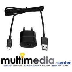 Ładowarka sieciowa Blackberry micro USB+kabel Wawa