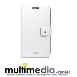 PURO Booklet - Etui Samsung GALAXY Note biały Fv